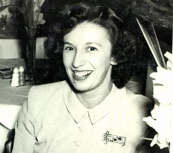 Mary Virginia Seaman