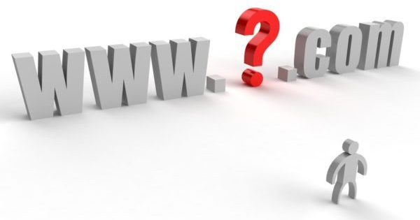Domain Question Mark Original