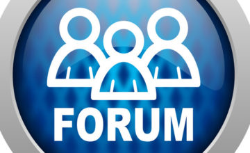 Join Just One Online Forum Today.