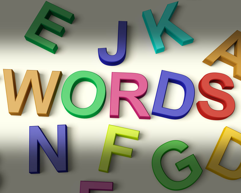 Do you need many words on web page?