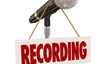 Don't Delete An Audio Testimonial Before Capturing It