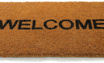 Welcome? Not!