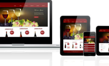 Responsive Web Sites. See How the Pages Reassemble