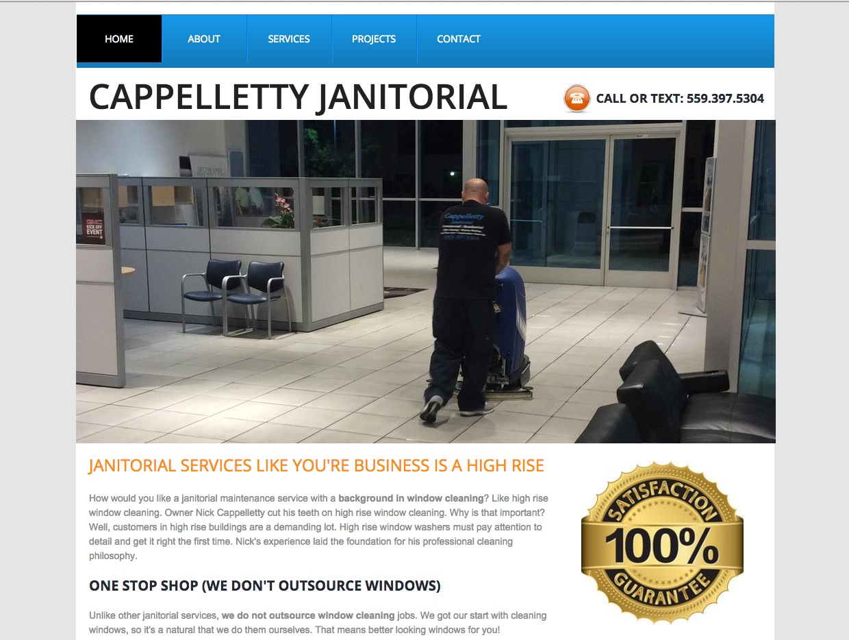 Cappelletty Janitorial