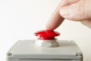 Web Content Writing Panic Button