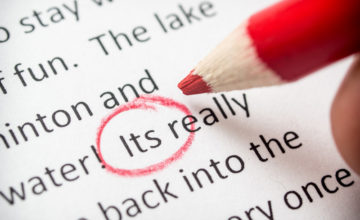 An Easy Proofreading Tip: Use Text-To-Talk