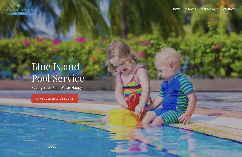 Blue Island Pool Service