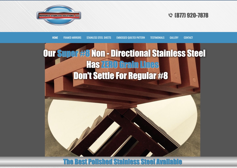 Web Writing, SEO, for Wisconsin Steel Company