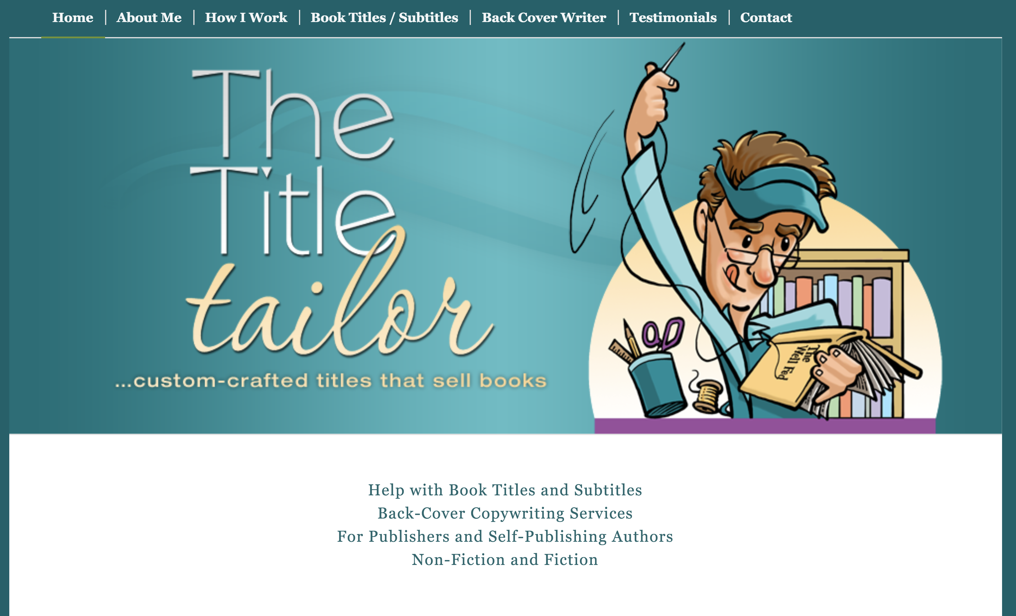 The Title Tailor