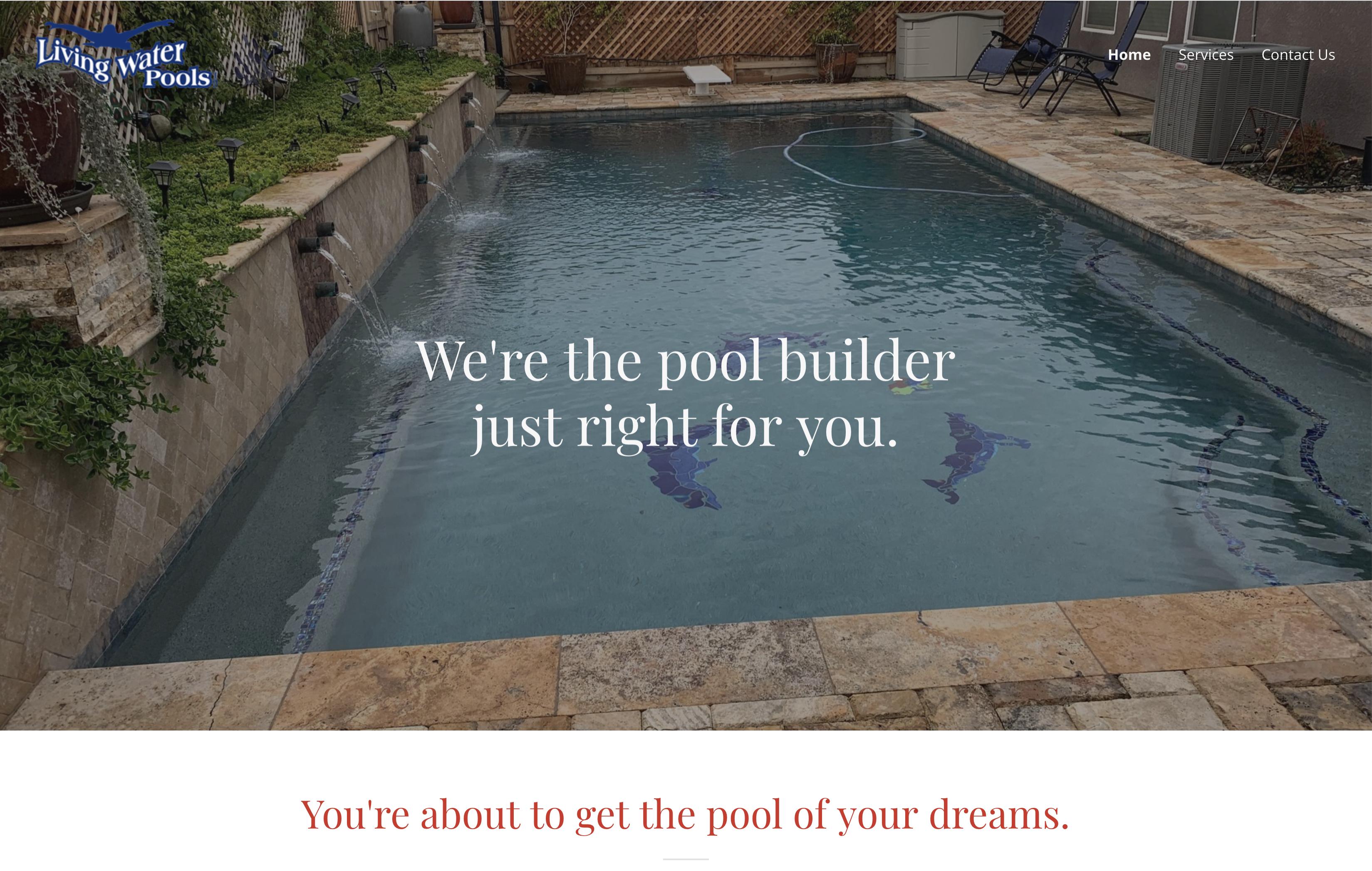 Living Water Pools