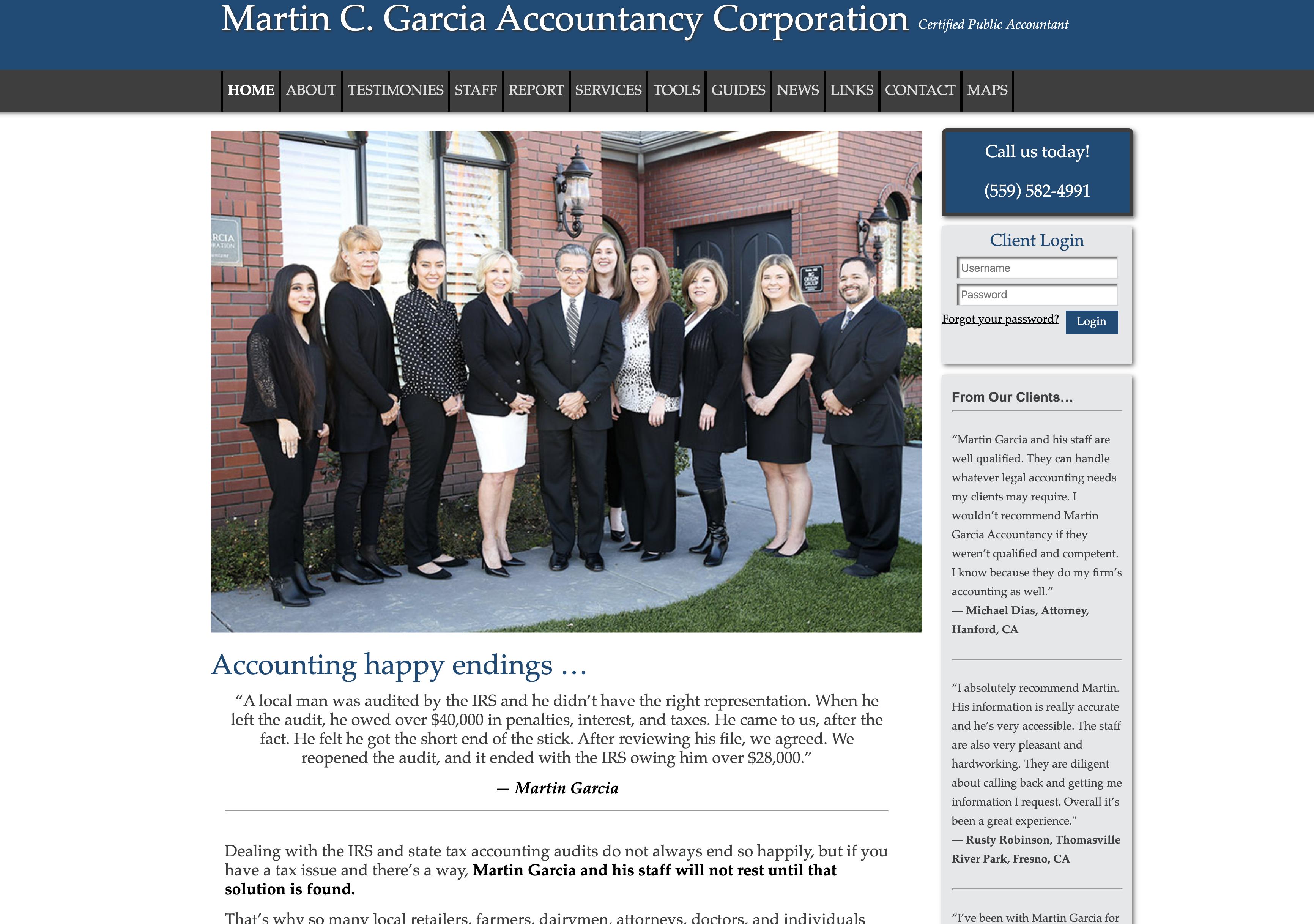 Martin C. Garcia Accountancy
