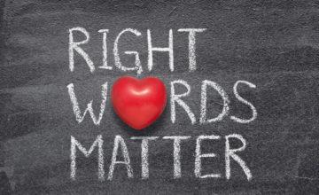 Your Website Words Matter